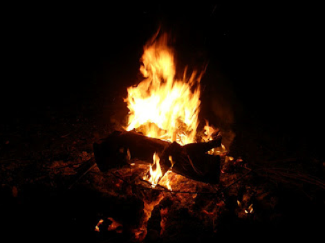 Bonfire Photo By Klearchos