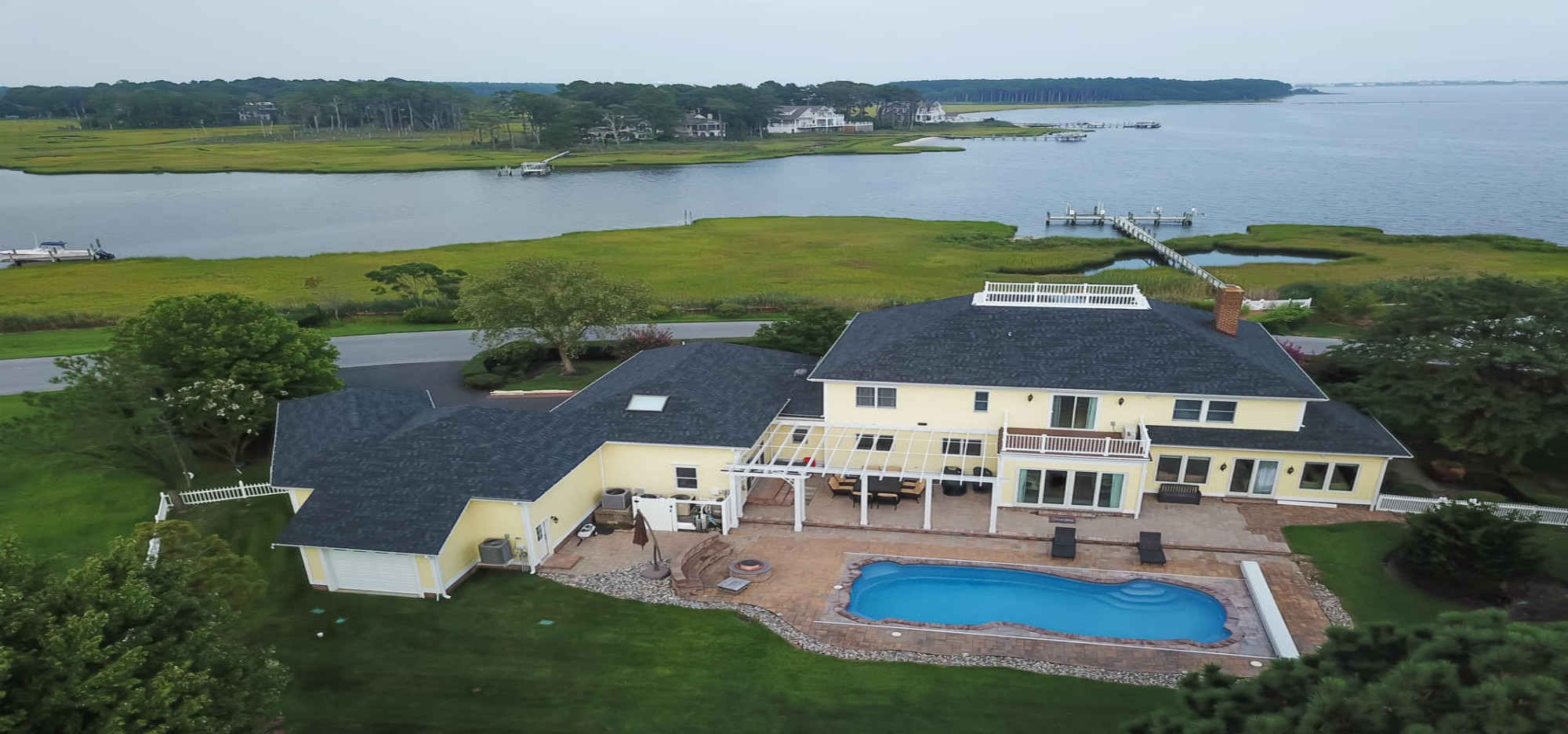 172 East Side Drive, Rehoboth Beach : $2,249,000